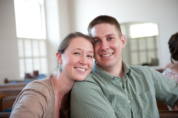 Mr. & Mrs. Hughes