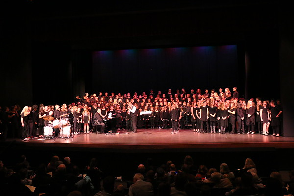 Middle School Fall Concert - KCMS - 11/14/17