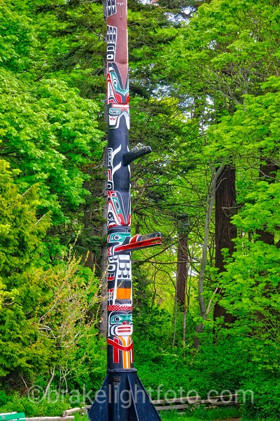 Beacon Hill Park Story Pole