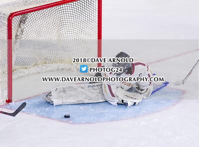 3/8/2018 - Boys Varsity Hockey - Winchester vs Newburyport