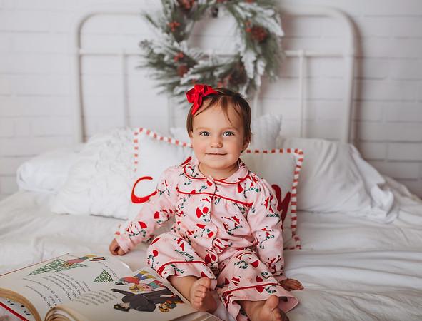Olivia | Christmas Mini '18
