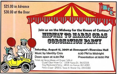 2009 - 08-15 Midway to Mardi Gras