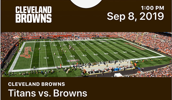 Browns - 2019