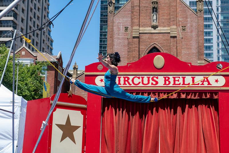 Circus Bella 2019