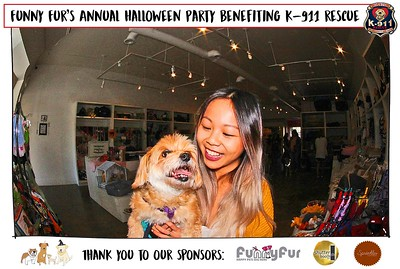 Funny Fur Annual Halloween Party - 10.22.2017