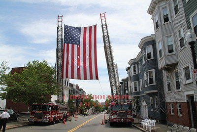 Bunker Hill Parade, Charlestown, MA 6-14-15