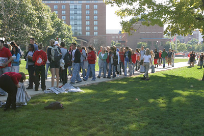 Welcome Week 2007 Convocation