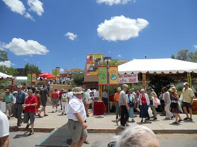 Santa Fe NM Art Fesitval