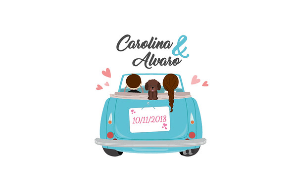 Carolina & Álvaro - 10 noviembre 2018