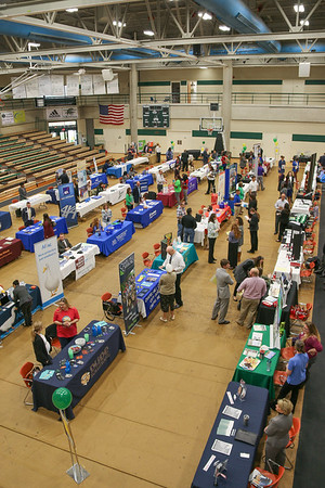 Career and Graduate School Fair 2017