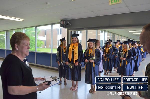 Michigan City High School Graduation 2018