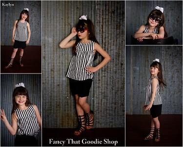 Fancy That Goodie Shop set