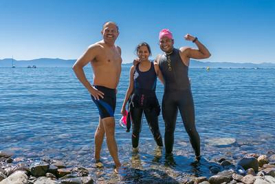 Tahoe City Swim