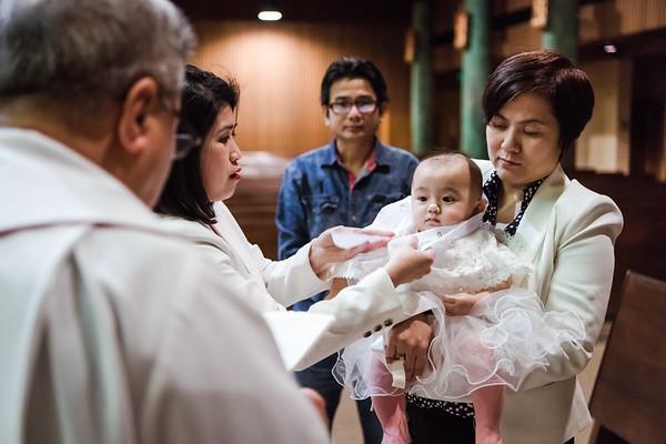 Charlotte's Baptism