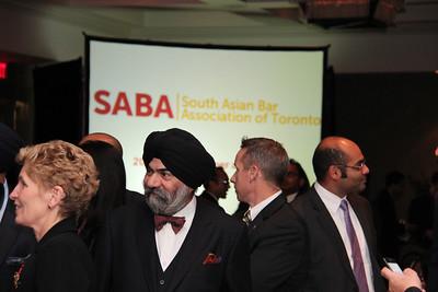 SABA 2013 Awards Gala