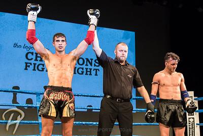 CHAMpions Fight Night: Alexander Stübi vs. Simon Stähli