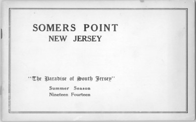 Somers Point, NJ 1914