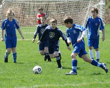 Shrewsbury Soccer2010