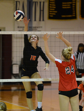 Pennsbury 2017 Girls Volleyball vs Archbishop Carroll