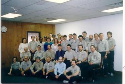 1993 Personnel
