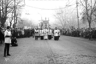 1989 03 04 Šv.Kazimiero sugrįžimas / The return of St. Casimir