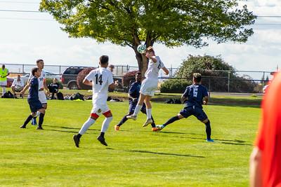 WWCC Men's Soccer vs Columbia Basin, Oct 5, 2019