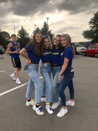 2019 Homecoming Tailgate