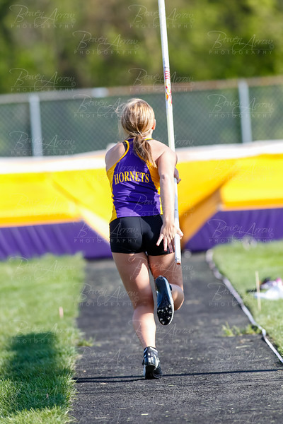 2019-05-14 Girls Track Sectionals