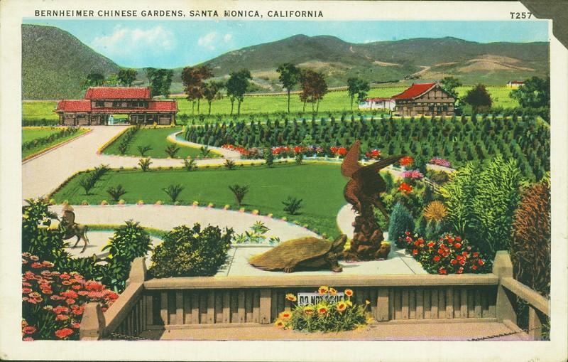 Bernheimer Chinese Gardens