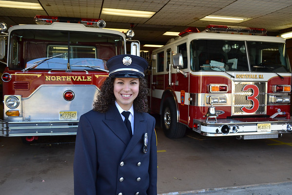 Ashley Bodrato - Northvale, NJ Fire Department