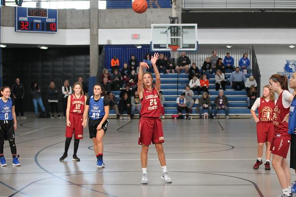 Lakeville South High School Girls Basketball 2019