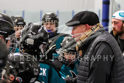 Gm 043 Sat 820pm NHL1 Peewee Sharks Amerks