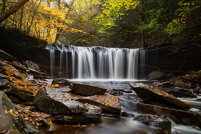 Ricketts Glen ~ Benton, PA