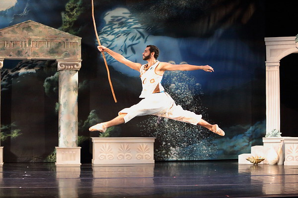 Ballet Fantastique //  The Odyssey