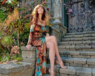 Model- Angela Wyatt- KEEL Magazine Shoot