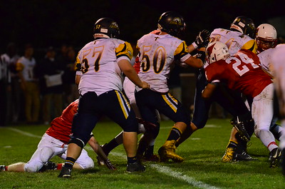 Varsity Football vs Valley Lutheran