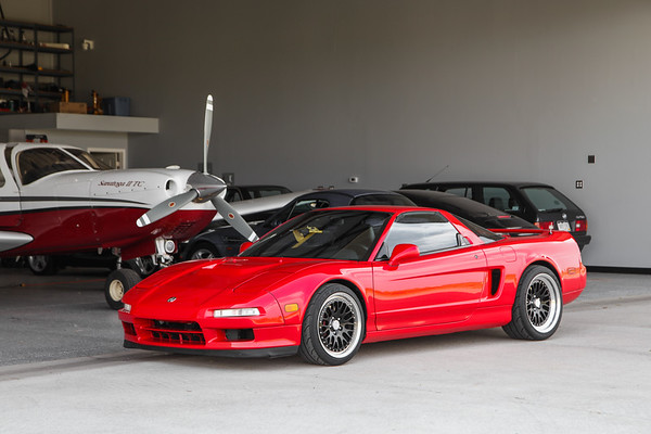 1995 Acura NSX-T Supercharged