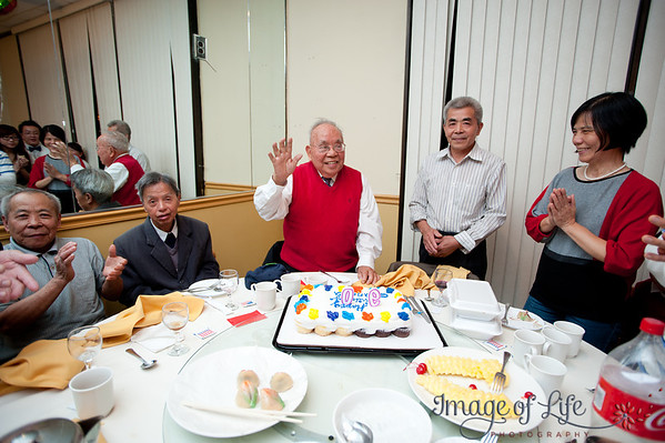 Mr. Cheng L Lai's 90th Birthday
