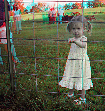 The Farm / Koss Get-Together (3D - glasses required!)