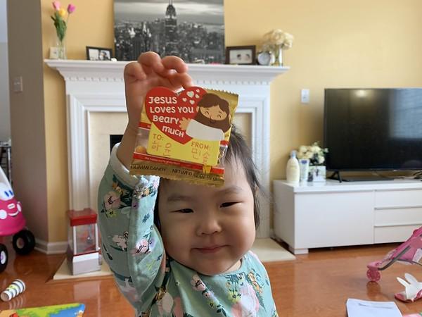 2/14/21 Toddlertown Sunday Worship at Home