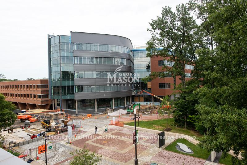 Campus Core Construction