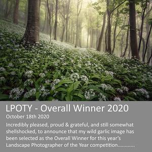 LPOTY - Overall Winner 2020