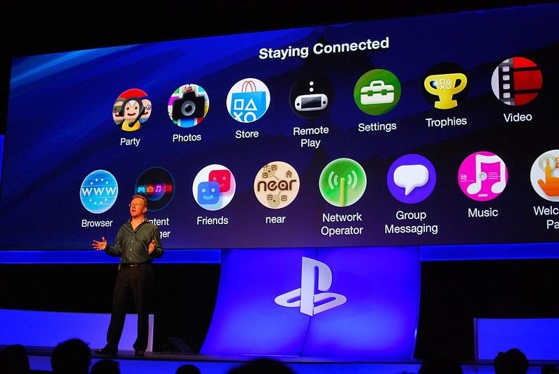 Sony presentation, GamesCom 2011
