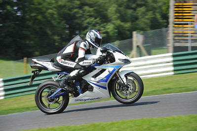 Cadwell Park Track Day (August 2012)