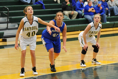 Girls Varsity Basketball - Van Meter 2010