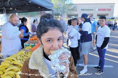 2017-11-26 Thanksgiving Breakfast at Food City  Phoenix, Arizona