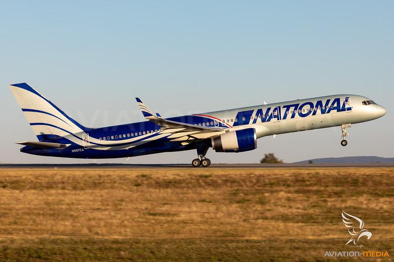 National Airlines | Boeing 757-223 | N567CA