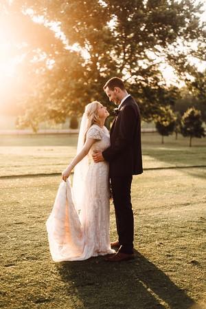Shane and Kelly Wedding