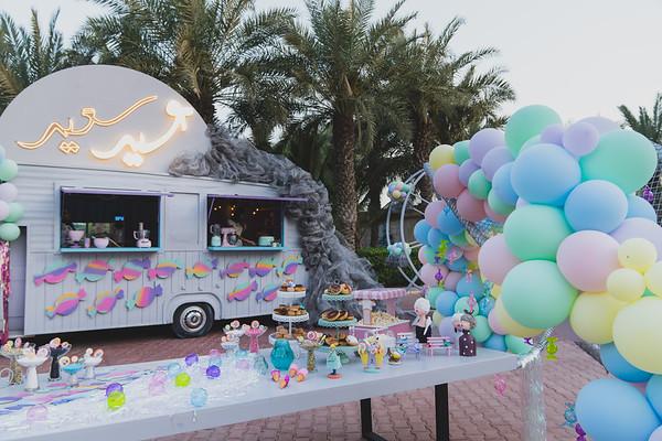 Ghadeer Ashoor / Colorful Eid 21'