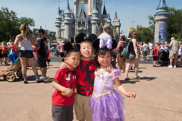 0423 Disney World & Legoland
